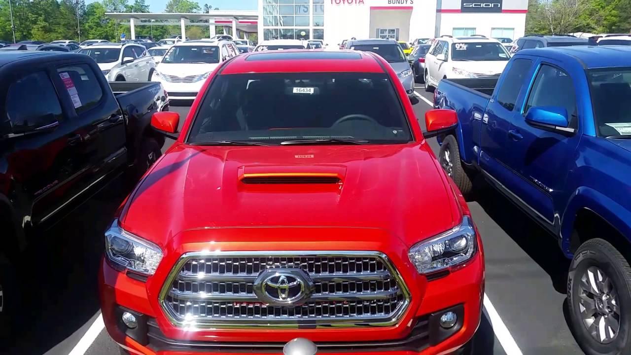 2016 Toyota Tacoma Colors In Enterprise Dothan Al