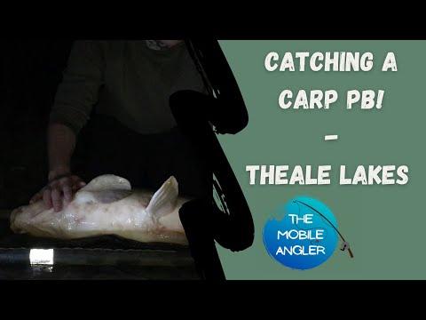Theale Fisheries Island Lake (24hr) Ep.2
