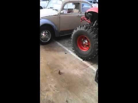 VW dans bugzilla vs my baby beetle, WATCH 4 RAT