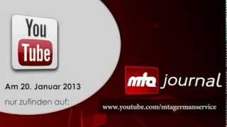 Hazoor-e-Aqdas in Deutschland Dezember 2012 - Trailer MTA Journal Spezial