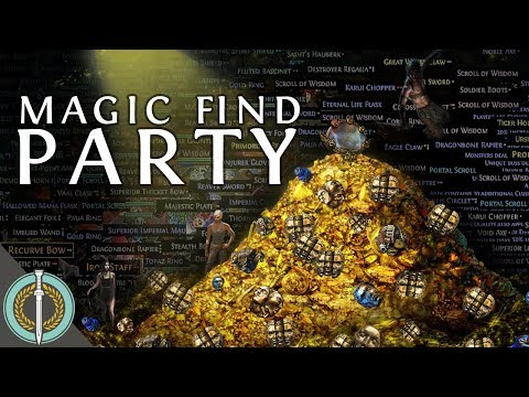 Path of Exile: A Reason for Party Play