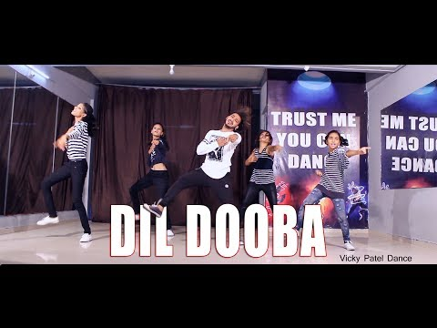 Dil Dooba Dance Video Vicky Patel Choreography | Bollywood Performance