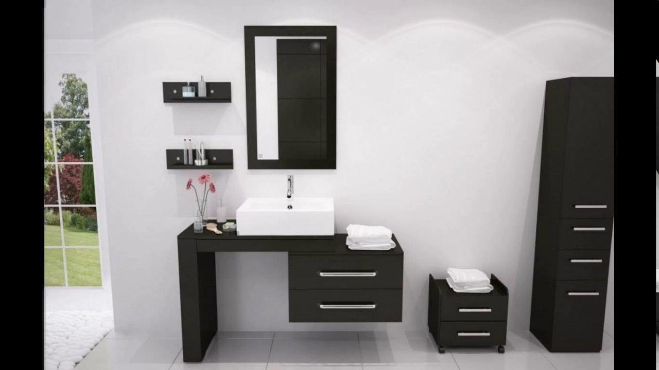 Modern bathroom vanity designs - YouTube