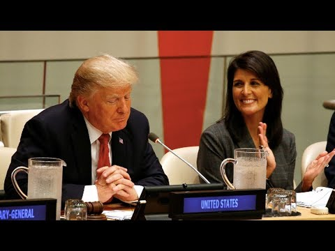 Trump Withdrawing US from UN Human Rights Council Is Hypocritical 'Diplomatic Blackmail'