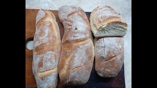 Домашний хлеб в духовке Как приготовить хлеб в домашних условиях