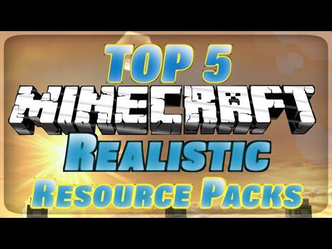 minecraft texture packs 1.8.9 realistic