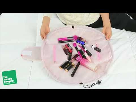 This Makeup Bag Is Amazing.. | The Trendy Bargain