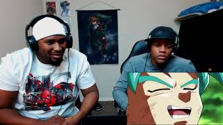Dragon Ball Super Ep 123 eng sub REACTION