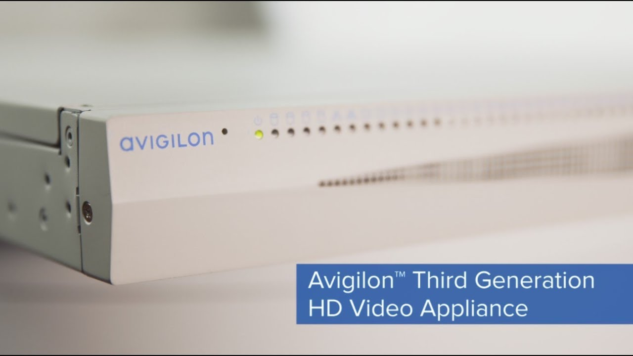 Third Generation HD Video Appliance | Reveal