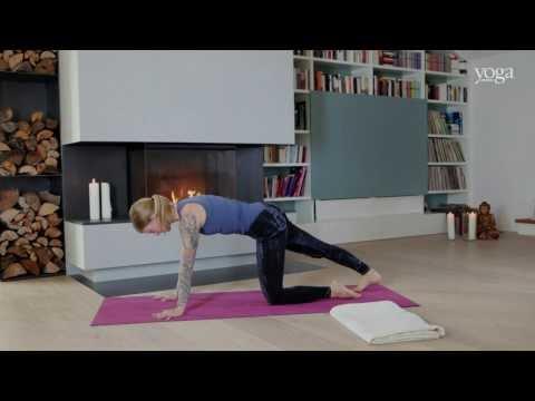 Yoga Journal Deutschland - Yoga At Home 2 DVD - Snippet #1