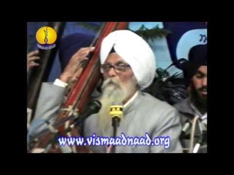AGSS 2001 - Raag Gauri Bairagan : Prof Kartar Singh Ji