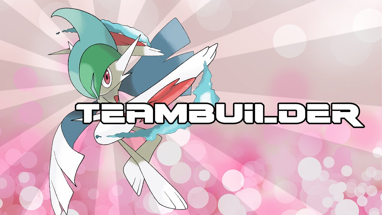 Showdown Team Builder Not Loading