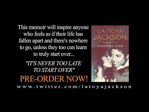 """La Toya Jackson Starting Over Promo"""