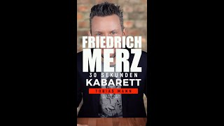 Tobias Mann – Merz does it again!