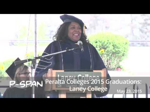 P-SPAN #444: 2015 Laney College Graduation