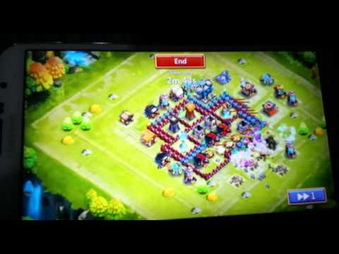 Crash On Castle Clash