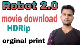 Robot 2 movie download HDRip
