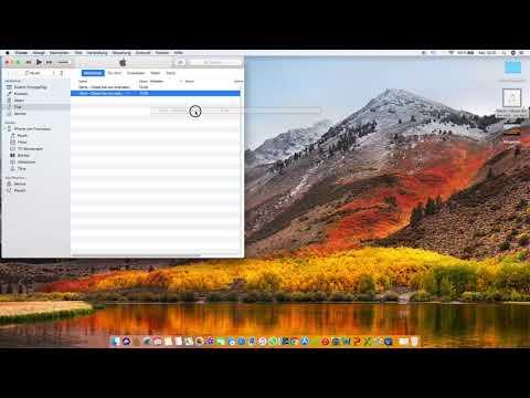 Mit iTunes 12.7.1.14 Klingelton erstellen und auf iPhone übertragen