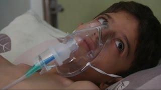 قوات الأسد تضرب حلب بالكلور وجهود لتوثيق الإنتهاكات الكيماوية
