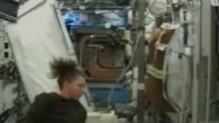 """flat Pack Furniture"" Assembly On The Iss"