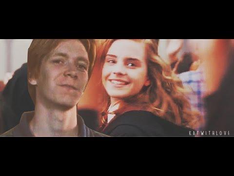 Hermione + Fred || HP || Shut Up & Dance