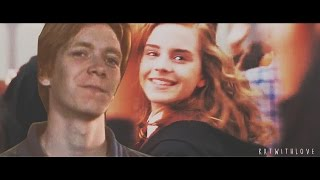 Hermione + Fred || HP || Shut Up & Dance