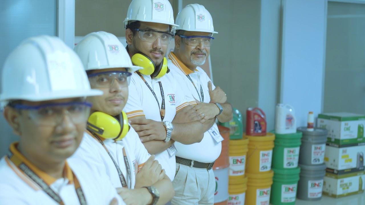 Lub-rref (Bangladesh) Ltd  – An ISO 9001-2015 and GL System