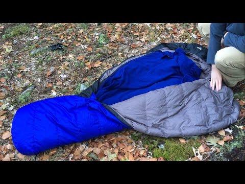 Fleece Liner for Your Sleeping Bag: Osage River Micro-fleece Liner - 55 Degree Rating