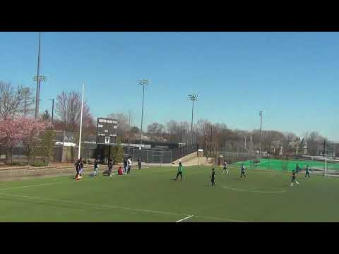2018 常春藤杯(Ivy Cup) 决赛 Johns Hopkins 5 : 3  Columbia (second half)