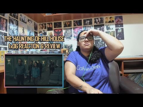 "The Haunting of Hill House 1x06 REACTION & REVIEW ""Two Storms"" S01E06 