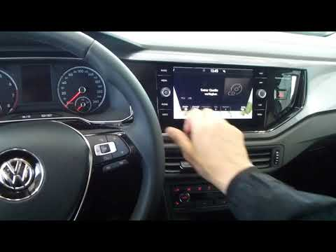 "2018 VW Polo 6 Cockpit Radio ""Composition Colour"" * Playlist"