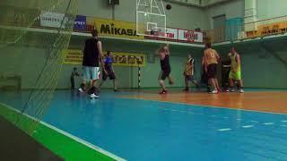 Новая Каховка тренировка баскетбол 4.01.2018 (4 часть)
