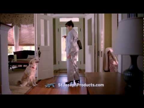 Dexter in Cough & Cold Commercial