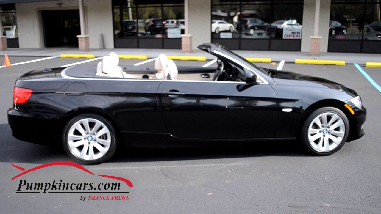 2011 bmw 328i hard top convertible [ 1280 x 720 Pixel ]