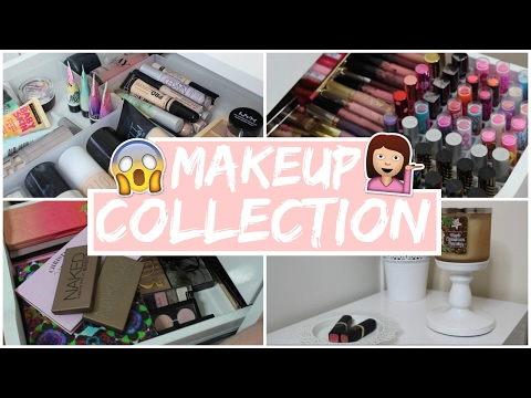 MAKEUP COLLECTION 2017!