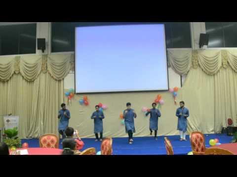 Cholo Bangladesh Dance Performance (16 December 2016 UTM)