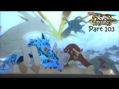 Naruto Shippuden Ultimate Ninja Storm Trilogy Part 103: Let's Try That Again  
