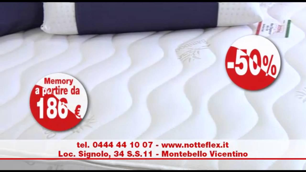 Deretti Materassi.Materassi Da Sogno Notteflex Spot Tv 10s 2016 Youtube