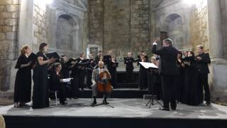 Download Zenobia Consort: De profundis - Damerell MP3 song and Music Video