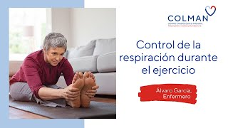 Control de la respiración durante el ejercicio