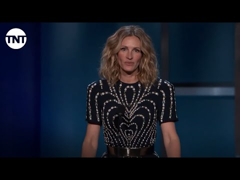 Julia Roberts Tribute to Denzel Washington | AFI 2019 | TNT