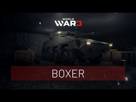 World War 3  - Boxer Showcase