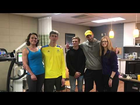 Health and Human Performance Lab at UW-Stevens Point
