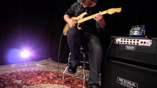MESA/Boogie Flux-Five – LO & HI Blues Overdrive