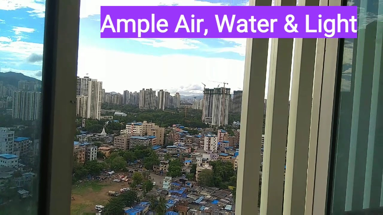 227】NEW UNUSED 1.5 BHK, READY TO MOVE, IN THANE WEST. (PLS. CLICK HERE TO READ DETAILS BELOW)