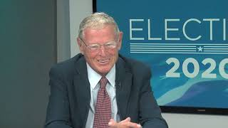 Conversations with Candidates: U.S. Sen. Jim Inhofe