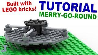 Tutorial - Lego Merry-go-round [cc]