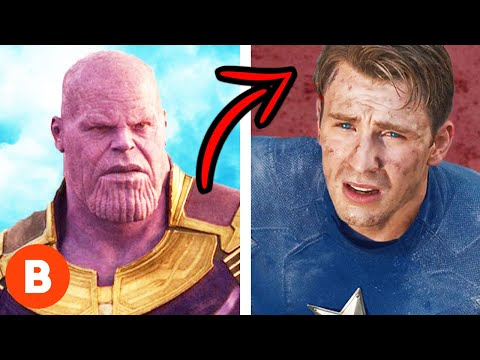 Avengers Thanos Respects And Ones He Just Doesn't Care About
