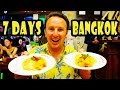A Week in BANGKOK: Food, Temples, & Shopping!