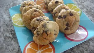 Pinterest to the Test - How to Make Chewy Chocolate Chip Cookies  Super Easy!